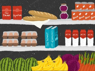 Learn about the underbelly of your neighborhood supermarket, 100-plus uses for beans and more in this year's top food books.