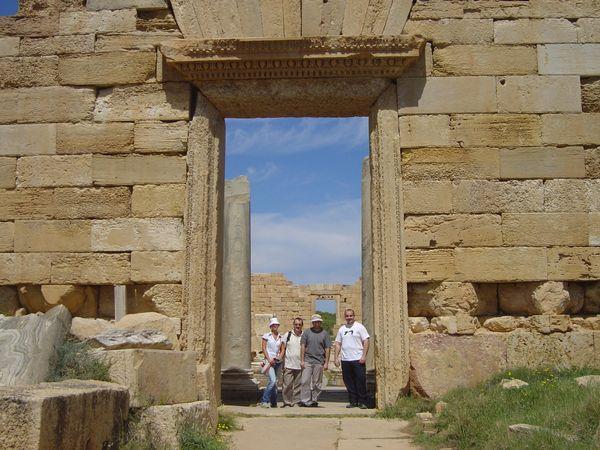 Ruins Leptis Magna thumbnail
