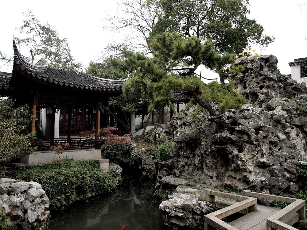 This City in China Has the Most Unesco-Recognized Gardens in the World