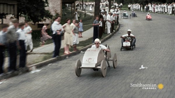 Preview thumbnail for How Soap Box Racing Became a National Craze
