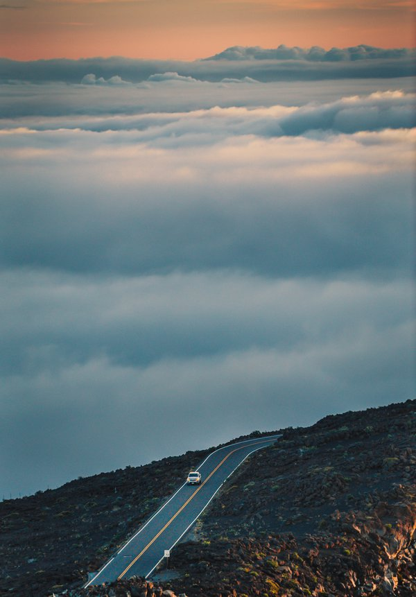 A Drive Through the Clouds thumbnail