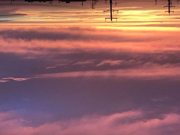 Awe Inspiring Sunset in OBX  thumbnail