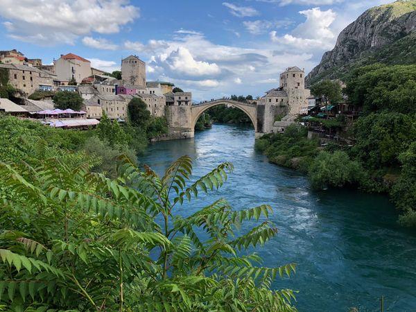 The Mostar Bridge thumbnail