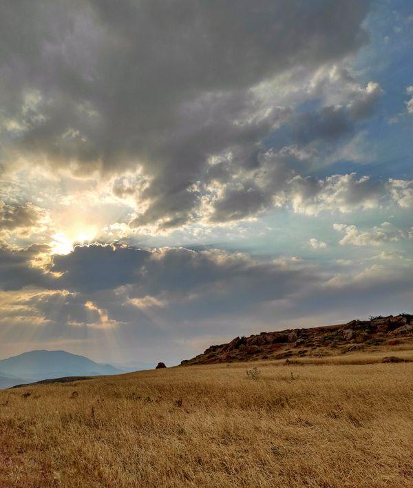 Beautiful sunset thumbnail