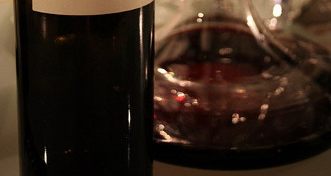 Why decant wines?