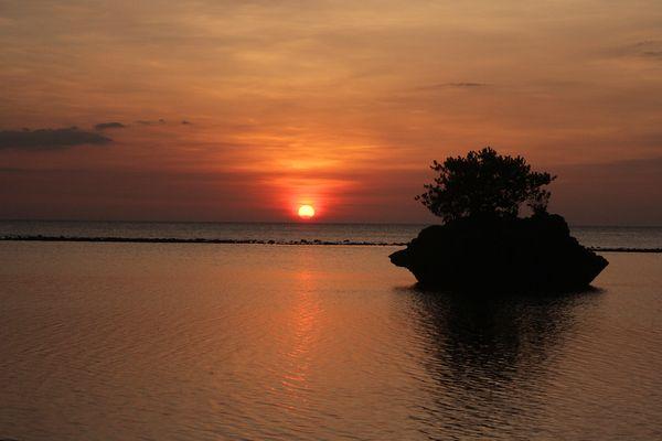 Sunset in Danjugan Island thumbnail