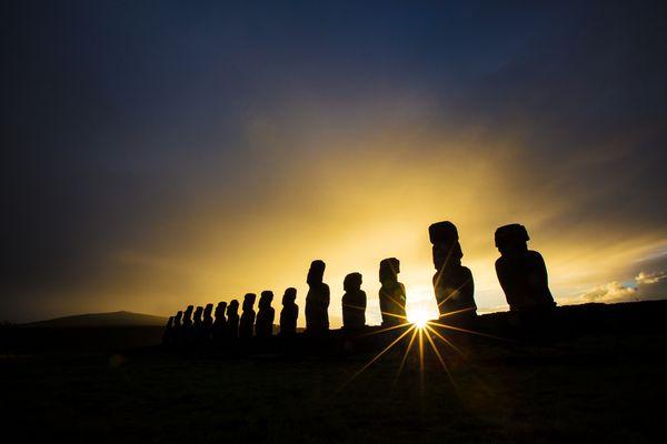 Easter Island Sunrise thumbnail