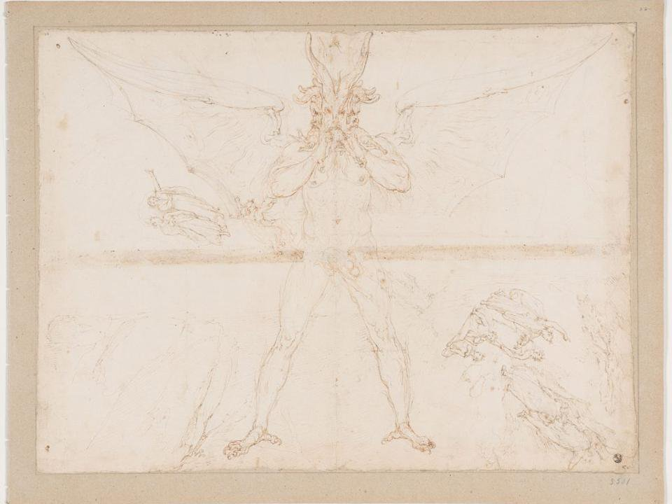 Follow Dante Into Purgatory With Online Exhibition of 'Divine Comedy' Drawings