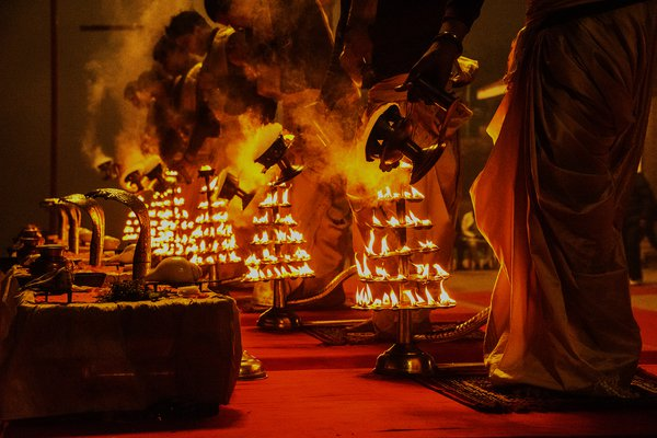 Aarti Ceremony thumbnail