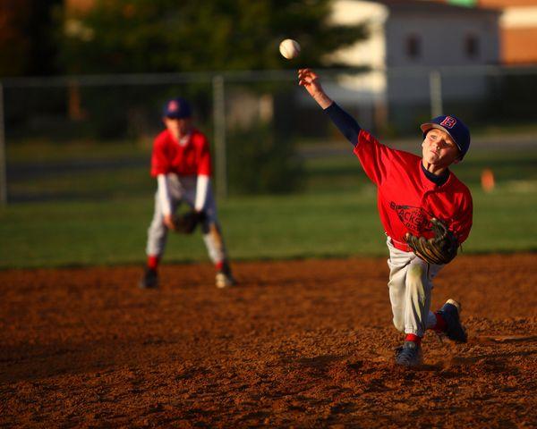 Little League Baseball Pitcher thumbnail