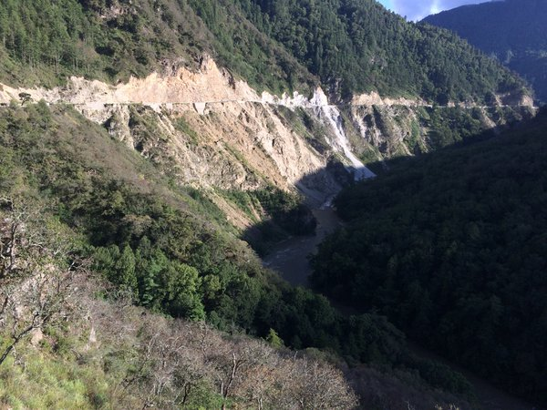 New bypass road between Thimphu and Phuentsholing thumbnail