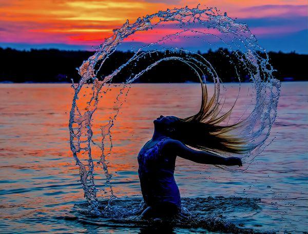 Sunset Swirls thumbnail