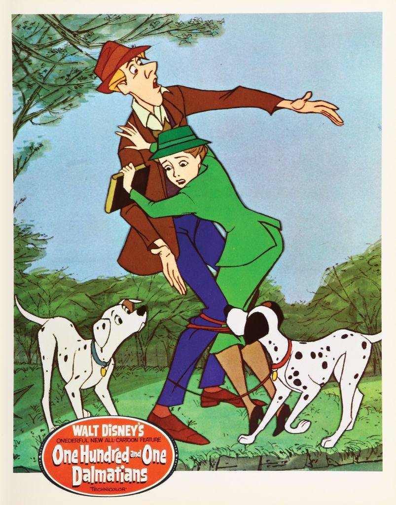 How 'One Hundred and One Dalmatians' Saved Disney