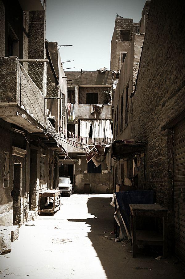 Slums in Cairo thumbnail
