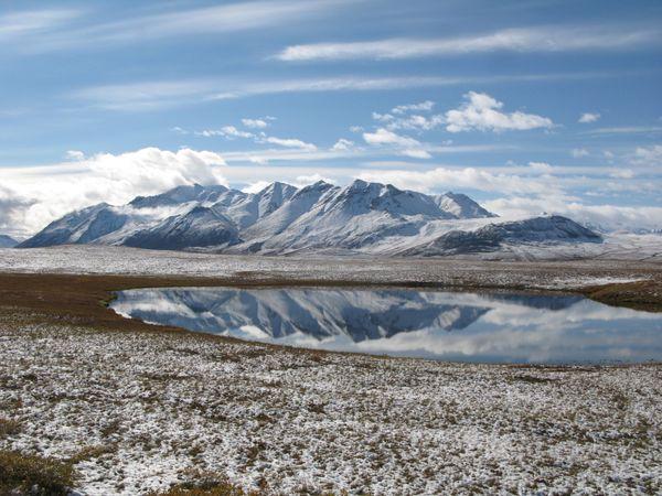 Reflecting Arctic thumbnail