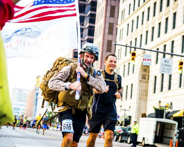 Two Marathoners: Semper Fidelis thumbnail