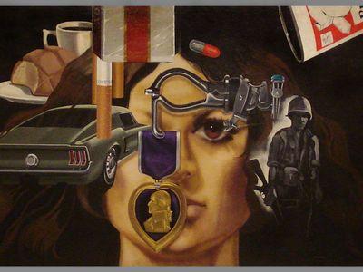Mi Vida by Jesse Treviño, 1971-73