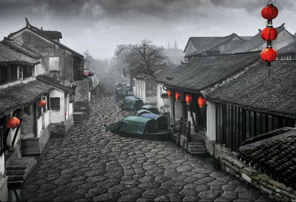 China's ancient town thumbnail