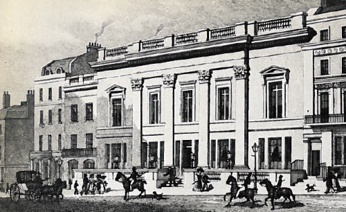 Crockford's Club: How a Fishmonger Built a Gambling Hall and Bankrupted the British Aristocracy