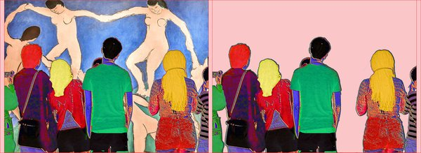 The Vanishing of Art, MoMA, Matisse, Diptych thumbnail