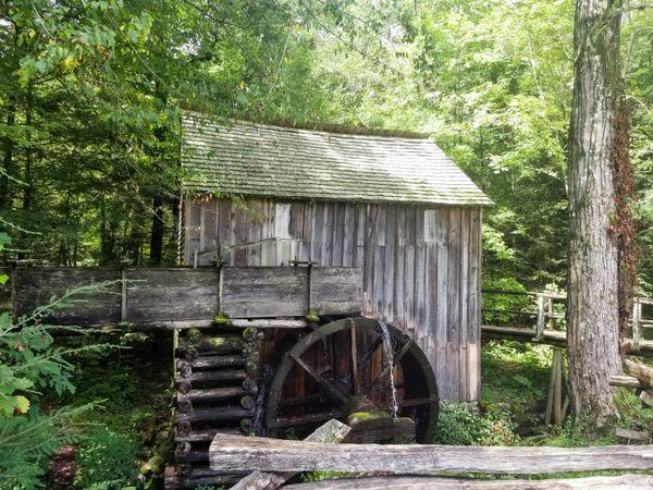 Cades Cove Mill thumbnail