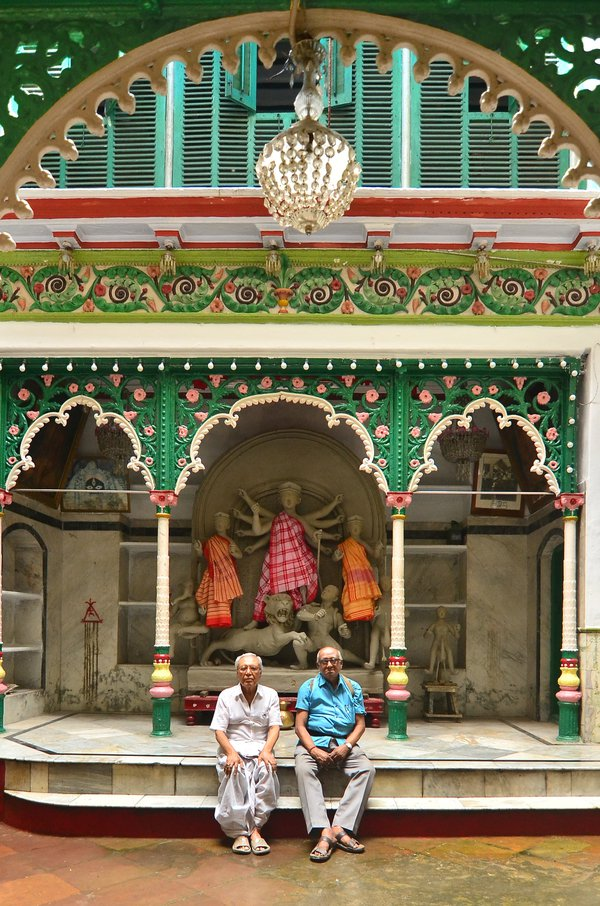 Traditional Family Durga Puja thumbnail
