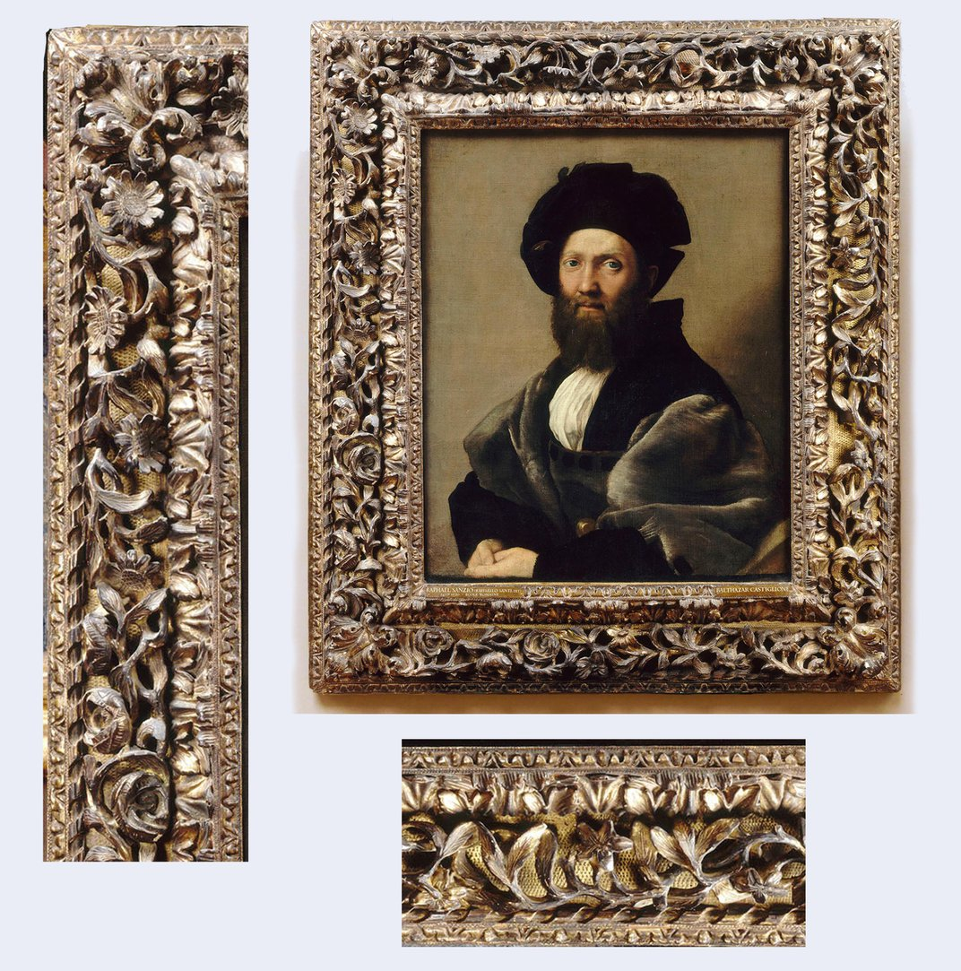 Is It Time to Recognize Frames as an Independent Art Form?