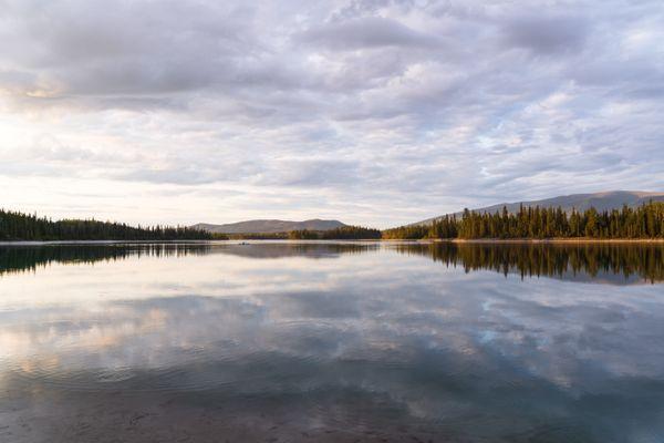 Boya Lake Paddle thumbnail