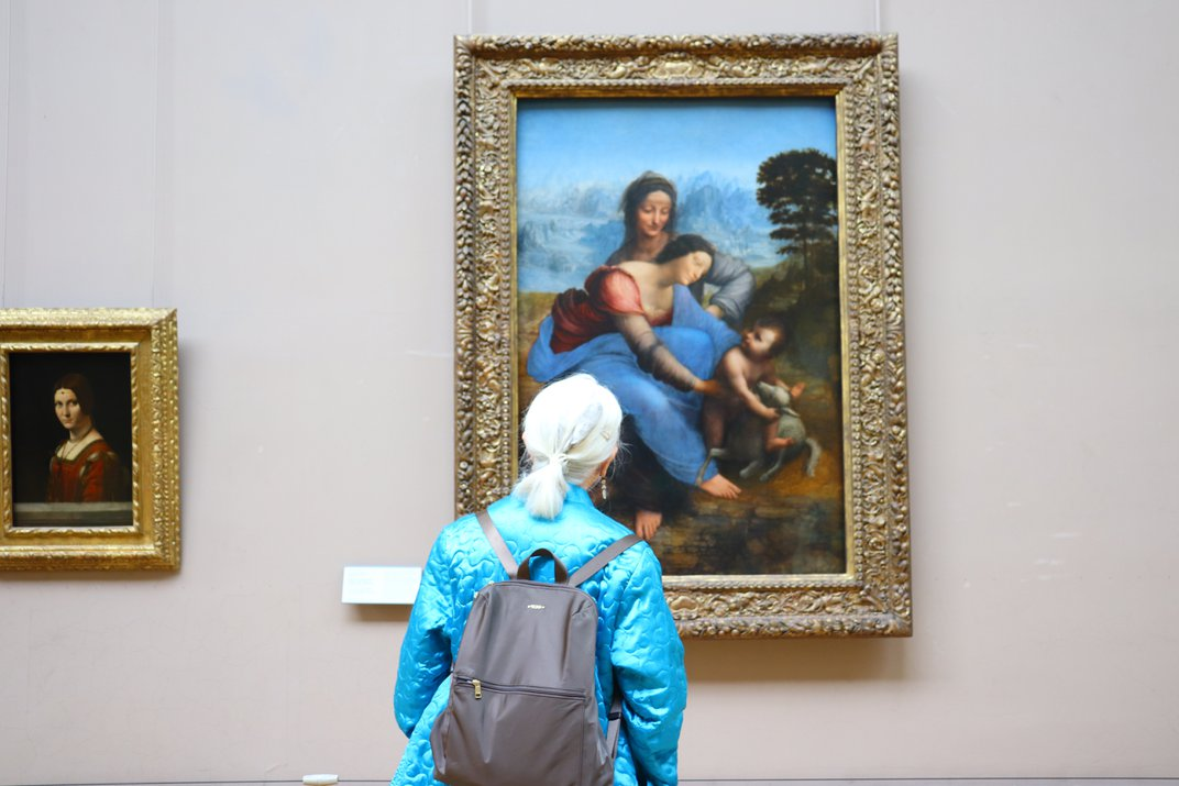 How the Pandemic Is Giving the Louvre Back to Parisians
