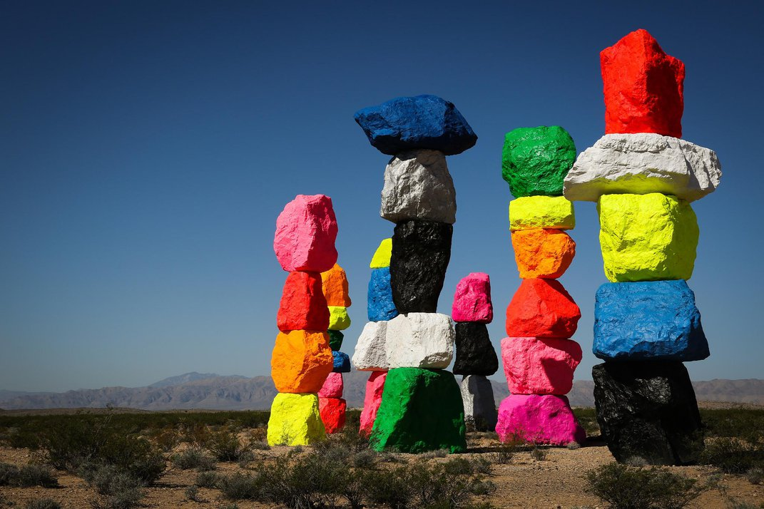 Six Monumental New Outdoor Art Installations to See This Summer