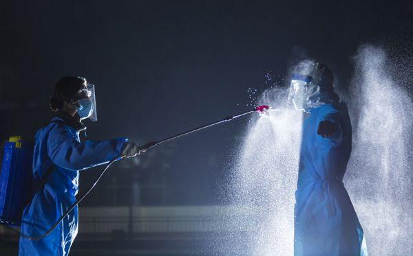 Spraying Biocide thumbnail