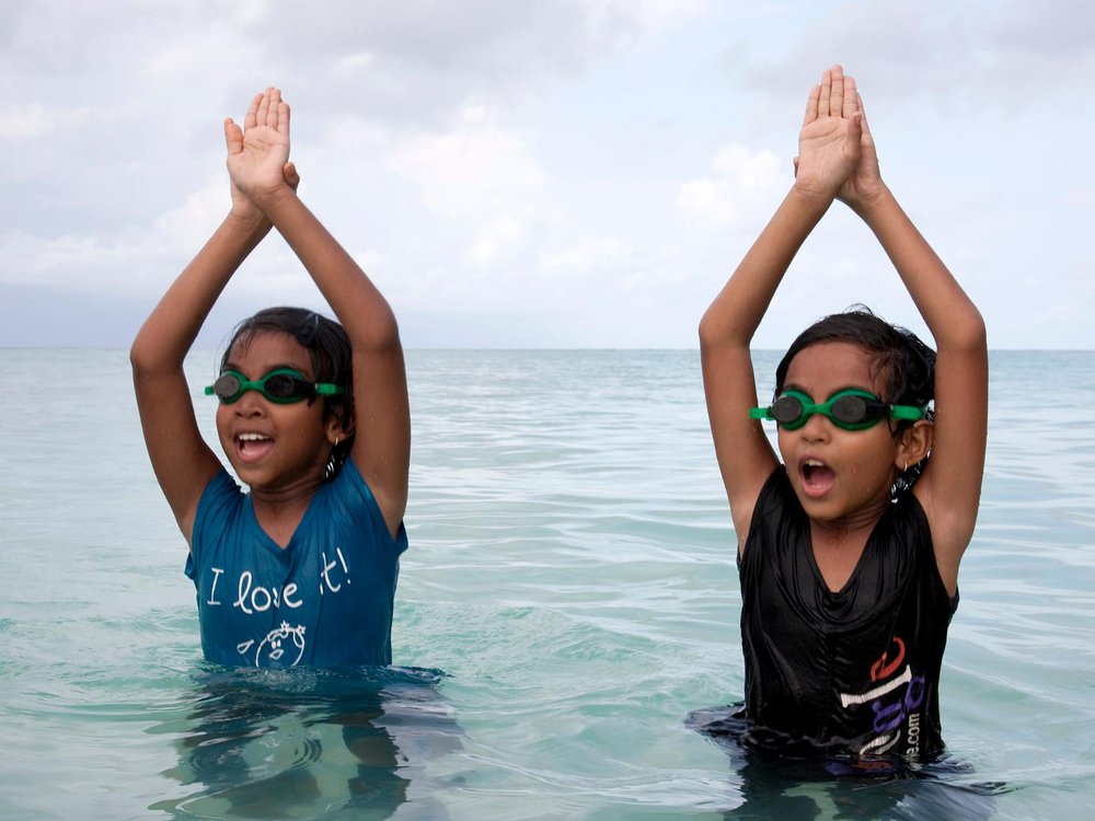 Ida and twin sister Irene participate in the Soneva Learn-To-Swim programme.jpg