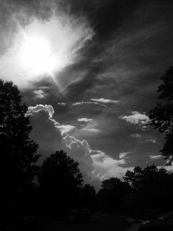 Sky before storm thumbnail