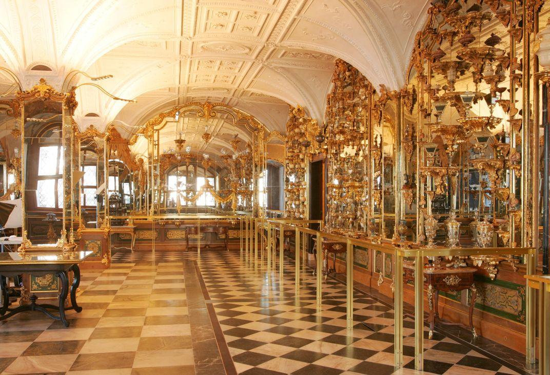 Authorities Arrest Three Suspects in $1 Billion Dresden Jewel Heist
