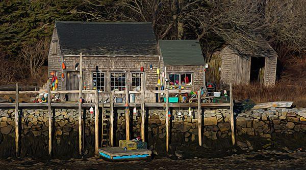 Port Clyde Maine Lobster Shack thumbnail