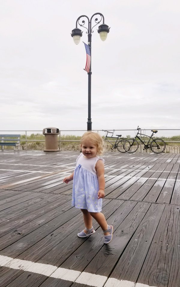 First Time on the Boardwalk thumbnail