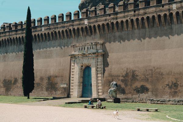 Castel Sant'Angelo Park, Rome thumbnail