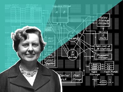 Margaret Dayhoff was a pioneer of using computers to tackle some of the biggest scientific questions of the day.