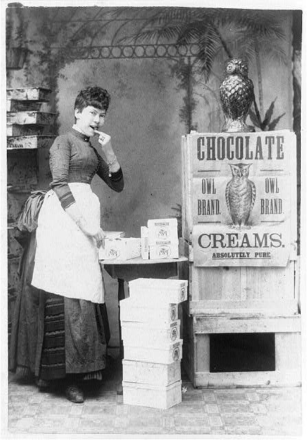 A Brief History of Chocolate in the United States