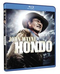 John Wayne's Hondo Comes Out on Blu-ray