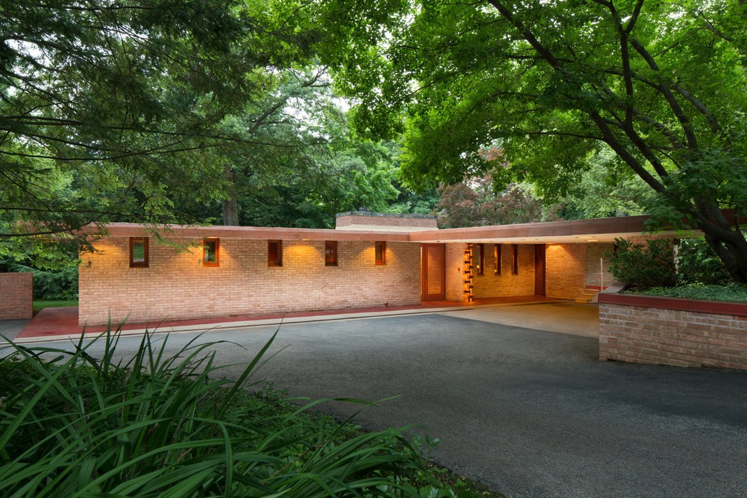 This Frank Lloyd Wright Home Was a Trailblazing Example of Accessible Design