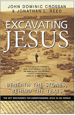 Preview thumbnail for video 'Excavating Jesus: Beneath the Stones, Behind the Texts