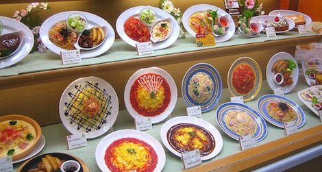Made from vinyls and plastics, these fake foods on display in Japan aren't the only fakes around.