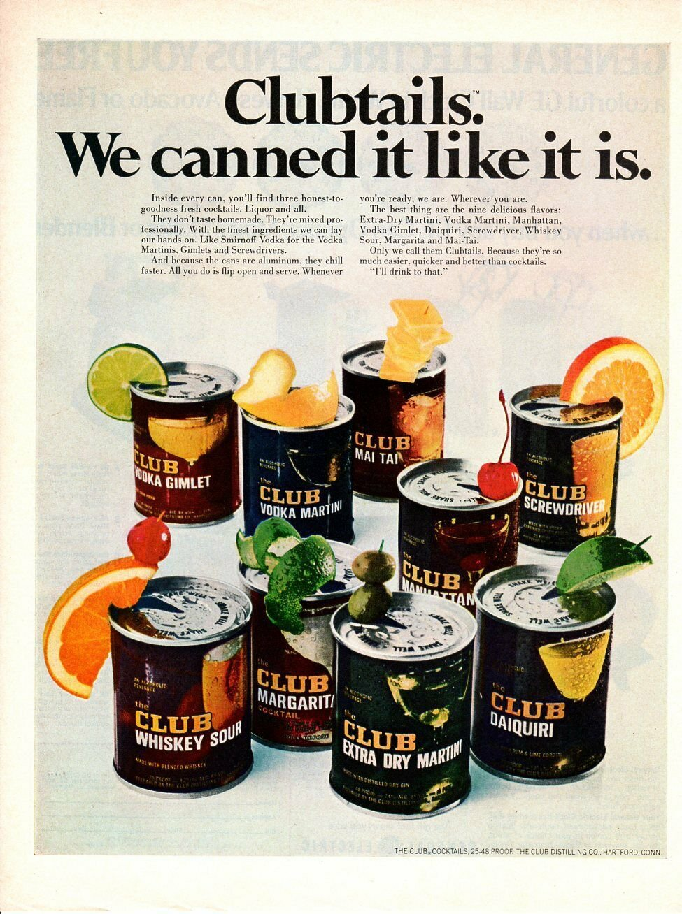 The Intoxicating History of the Canned Cocktail