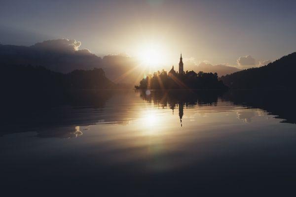 Star of Bled lake thumbnail