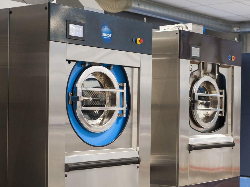 Xeros washing machine