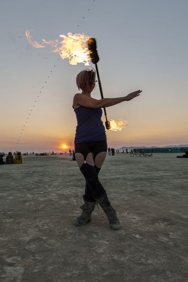 Sunrise Firedancer  thumbnail