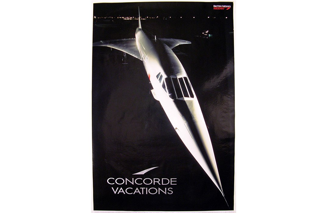 When Concorde First Flew, It Was a Supersonic Sight to Behold