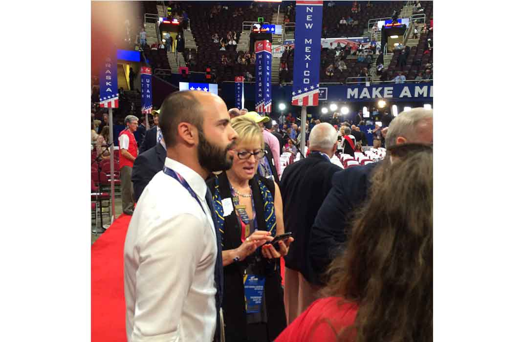 How Do Smithsonian Curators Decide What to Collect at the Political Conventions?