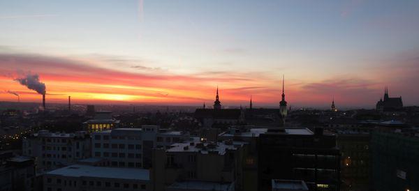 Dawn in Brno thumbnail